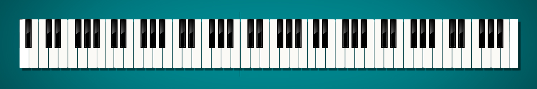 Piano 88 touches